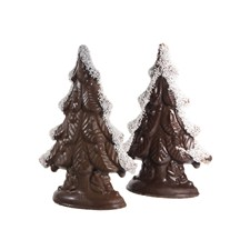 Gourmet Chocolate Christmas Tree in Milwaukee's Third Ward