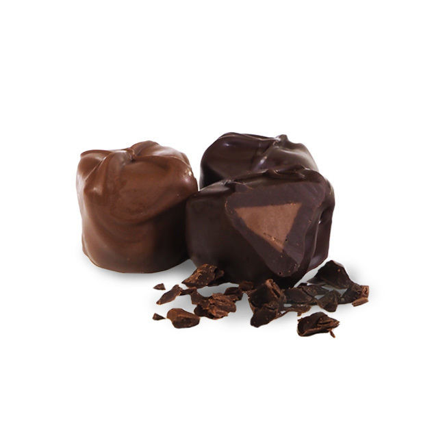Homemade Assorted Meltaway Chocolates Milwaukee