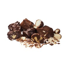 Assorted Chocolate Covered Nuts