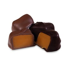 Gourmet Chocolate Covered Caramels in Milwaukee's Third Ward
