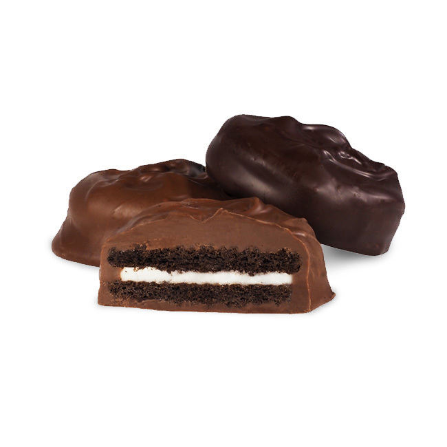 Gourmet Chocolate Covered Sandwich Cookies in Milwaukee