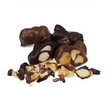 Gourmet Chocolate Macadamia Clusters in Milwaukee