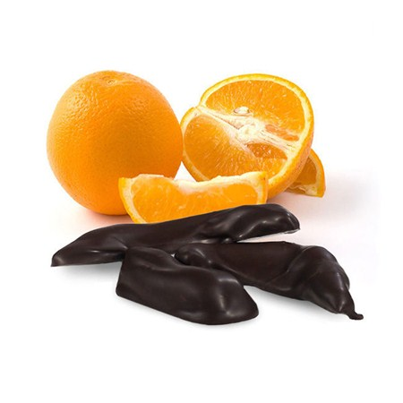 Candied Orange Peel Chocolate in Milwaukee's Third Ward
