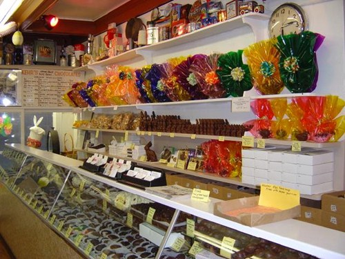 Kehr's Candies gourmet chocolate shop in Milwaukee 3