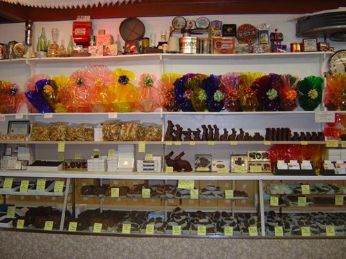Kehr's Candies gourmet chocolate shop in Milwaukee 4