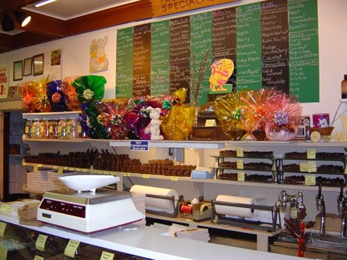 Kehr's Candies gourmet chocolate shop in Milwaukee 5