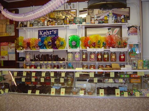 Kehr's Candies gourmet chocolate shop in Milwaukee 6