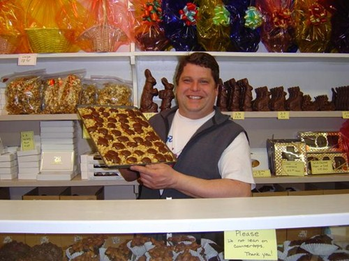 Kehr's Candies gourmet chocolate shop in Milwaukee 8